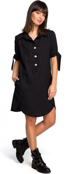 BeWear dámské šaty S černá