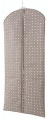 Compactor zaščita za oblačila in dolge obleke, rjava