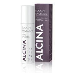Alcina Emulze pro vlnité vlasy (Curl Emulsion) 100 ml