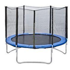 Too Much trampolin z zaščitno mrežo, 183 cm (3 noge - 6 palic)