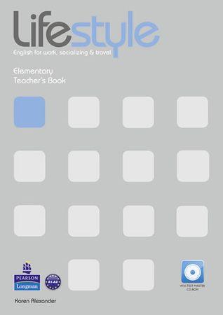 Alexander Karen: Lifestyle Elementary Teacher´s Book and Test Master CD-Rom Pack