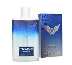 Police Frozen - EDT