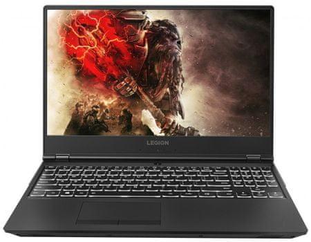 Lenovo prijenosno računalo Legion Y530 i5-8300H/8GB/SSD 256GB + 2TB HDD/GTX1050/15,6''FHD IPS/FreeDOS (81FV00TTSC)