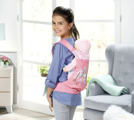 Baby Annabell Klokanka
