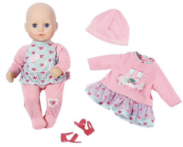 9d7ef06ff8cb Baby Annabell Little Annabell + oblečení 36 cm