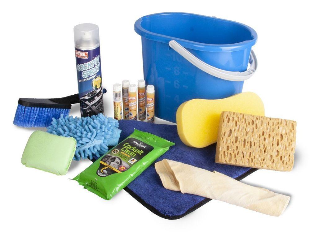 VAPOL CZ Balíček mytí a čištění