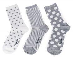 Pepe Jeans trojité balení dámských vícebarevných ponožek Laris