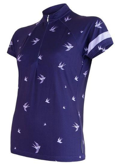 Sensor ženska kolesarska majica Swallow