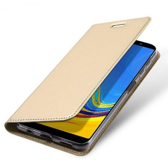 DUX DUCIS preklopna torbica Samsung Galaxy S10 G973 - zlata