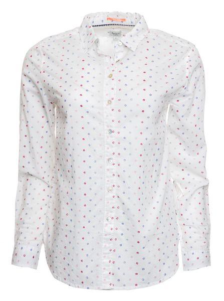 63529f5b8e29 Pepe Jeans dámská košile Millie M bílá