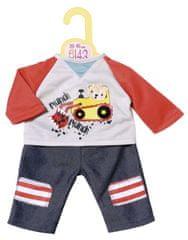 Zapf Creation Dolly Moda nadrág és pulóver 43 cm
