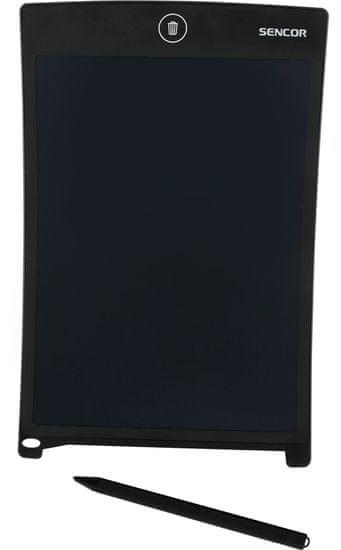 """SENCOR SXP 020 Digitális jegyzetfüzet 8,5"""" 35050378"""