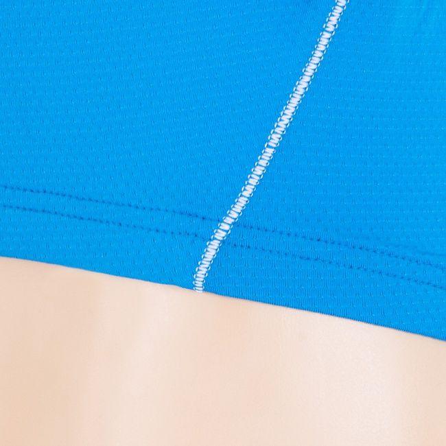 Sensor Entry pánský dres kr.ruk. modrá -M