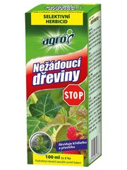 AGRO CS Nežádoucí dřeviny STOP 100 ml
