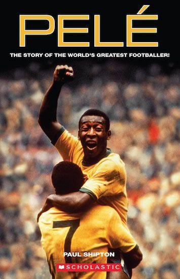 Shipton Paul: Level 1: Pelé+CD (Secondary ELT Readers)