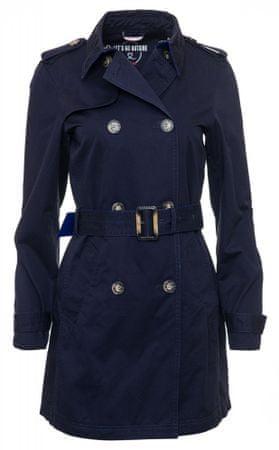 s.Oliver dámský kabát 34 tmavě modrá