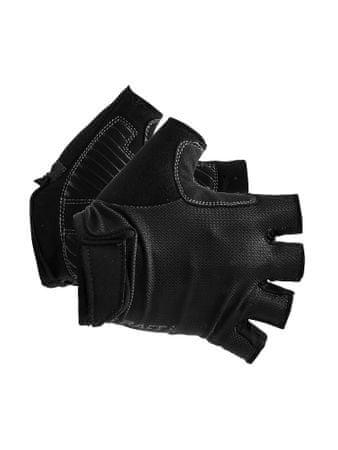 Craft kolesarske rokavice Go Glove, L, črne