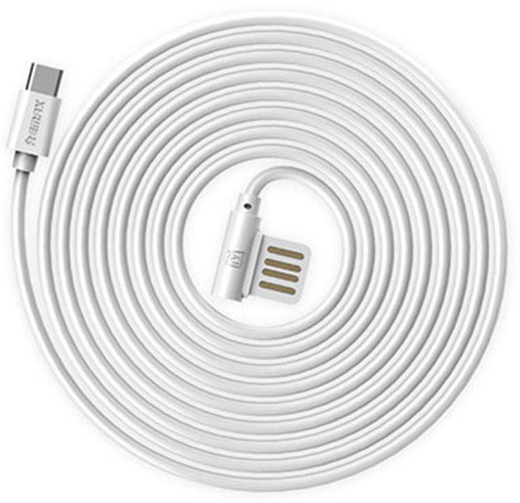 REMAX RC-075a datový kabel Type C, bílý AA-7075