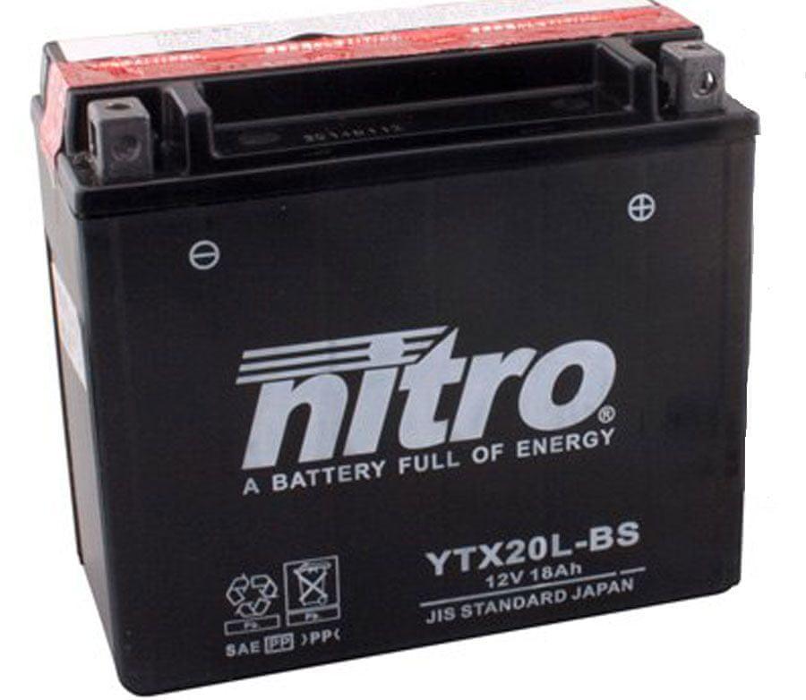 Nitro baterie YTX20L-BS-N