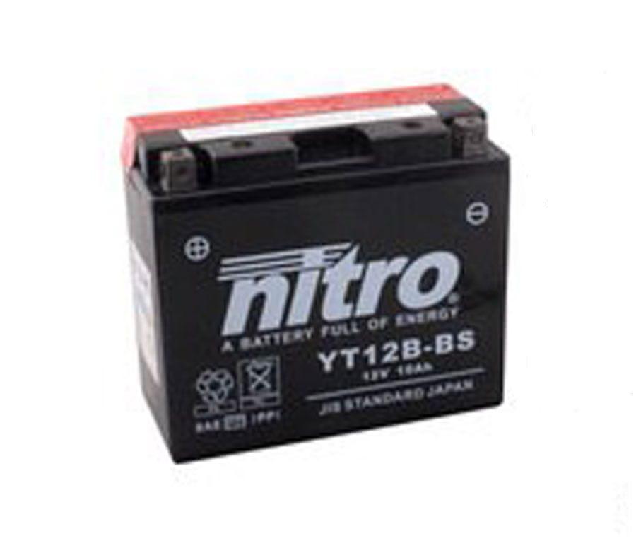 Nitro baterie YT12B-BS