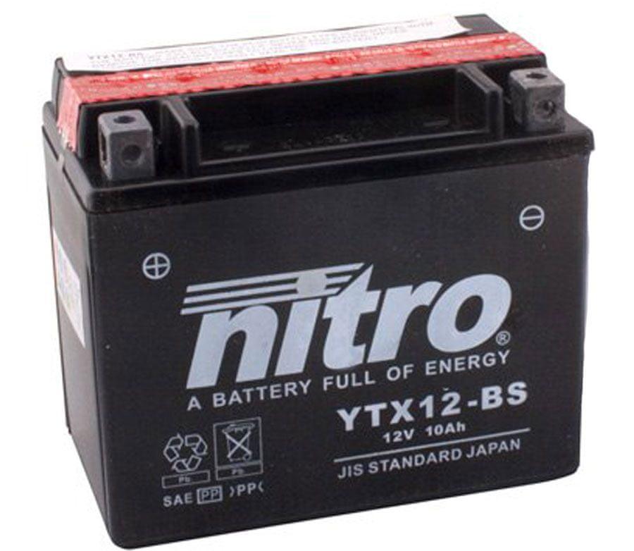 Nitro baterie YTX12-BS-N
