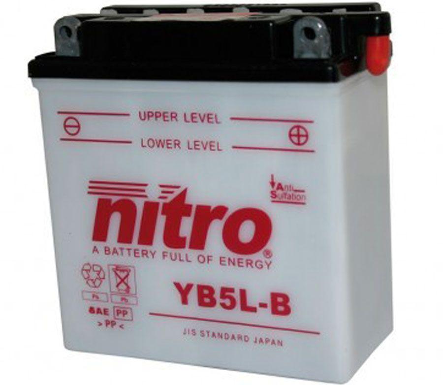 Nitro baterie