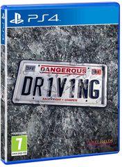 Maximum igra Dangerous Driving (PS4) - datum izida 9.4.2019