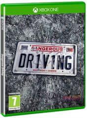 Maximum igra Dangerous Driving (Xbox One) - datum izida 9.4.2019