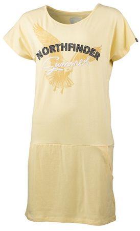 Northfinder Dámské triko Maxima Yellow TR-4396SP (Velikost L)