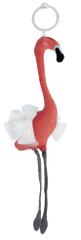 Canpol babies mehka igrača Jungle Flamingo, koralna