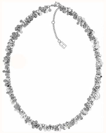 Tommy Hilfiger Oceľový peniažkový náhrdelník TH2780017
