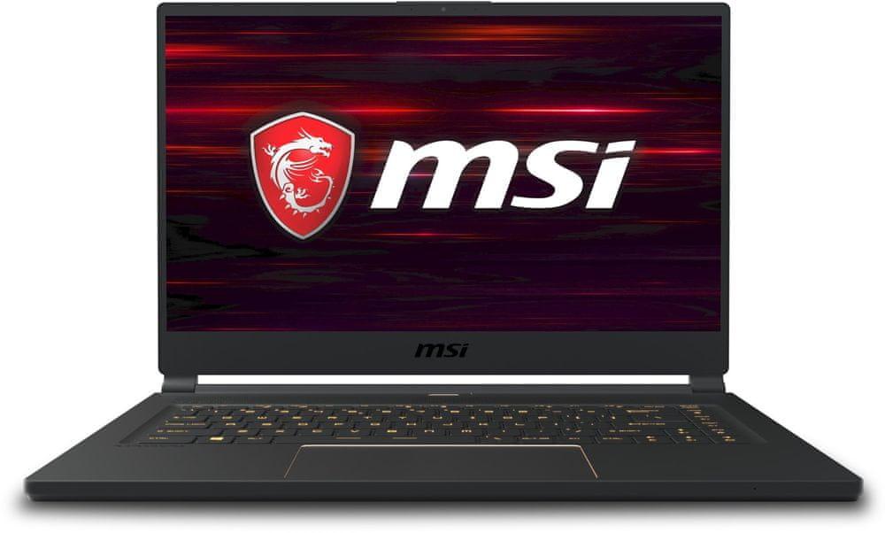 MSI GS65 Stealth 8SE-044CZ kovový