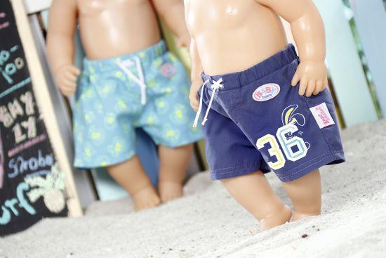 BABY born plane kratke hlače s številko 36