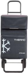 Rolser Nakupovalna torba na kolesih Termo Fresh MF Convert RG, siva
