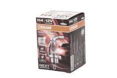Osram Žárovka typ H4, 12V, 60/55W, NIGHT BREAKER LASER, Halogenové, krabička, 1ks