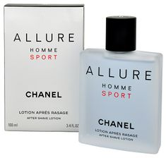 Chanel Allure Homme Sport - voda po holení