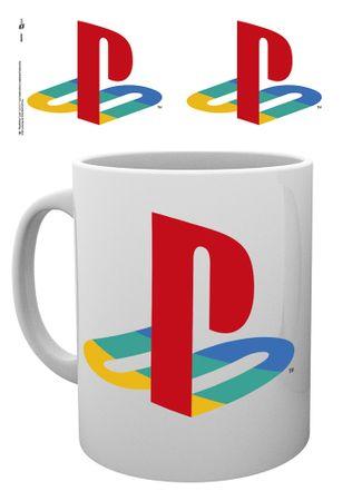 Hrnek PlayStation - Colour Logo