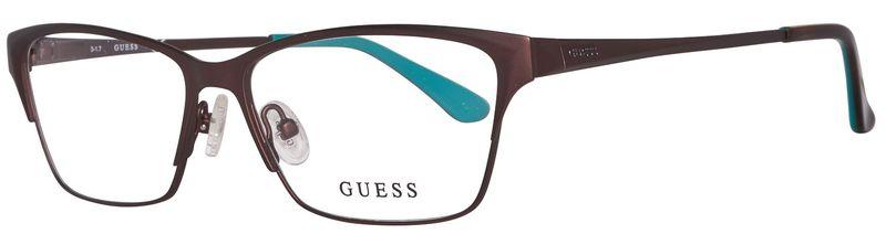 Guess dámské hnědé brýlové obroučky