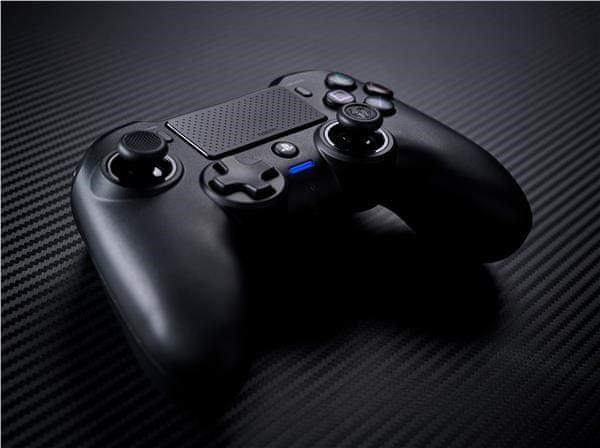 Nacon Asymmetric - PS4 (PS4OFPADWLBLACK)
