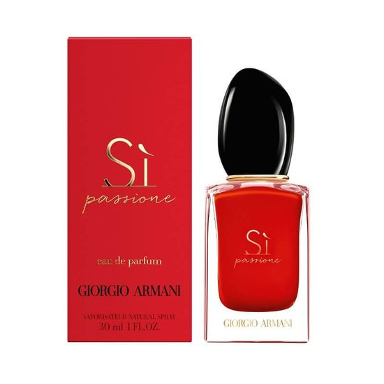 Armani parfumska voda Si Passione, 100ml