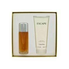 Calvin Klein Escape - EDP 100 ml + tělové mléko 200 ml