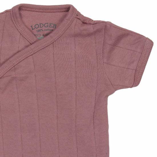 Lodger Romper Fold Over Solid Plush