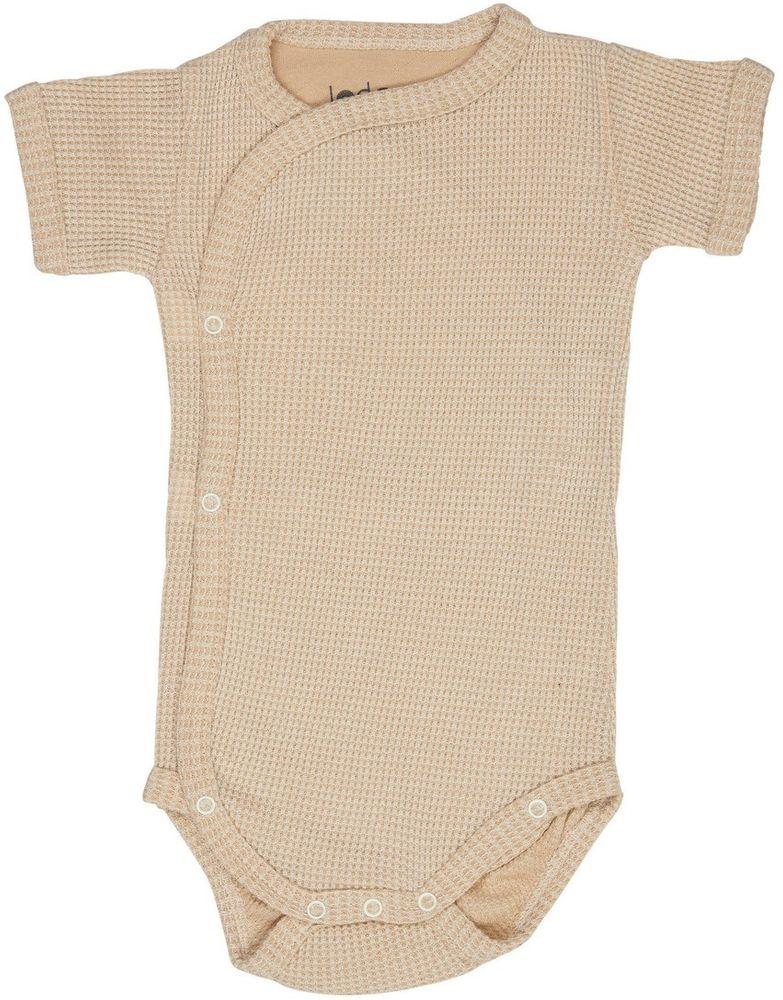 Lodger Romper Short Sleeves Ciumbelle Ivory 74 béžová
