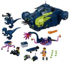 LEGO Movie 70835 jojRexov výskumník