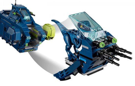 LEGO Movie 70835 Rexov raziskovalec