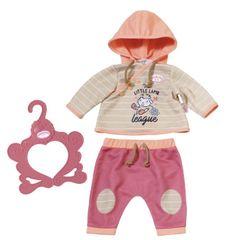 Baby Annabell Oblečenie béžová mikina