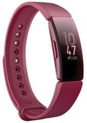 Fitbit Inspire - Sangria - použité