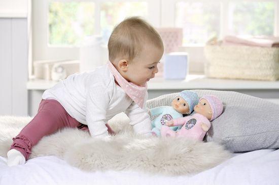 Baby Annabell For babies Miláčik 22 cm ružová