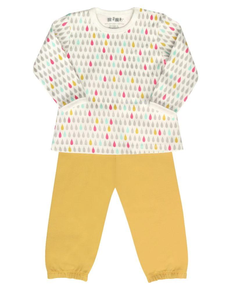 Nini dívčí pyžamo 98 vícebarevná