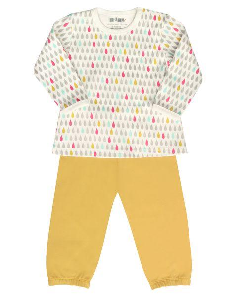 Nini dívčí pyžamo 86 vícebarevná